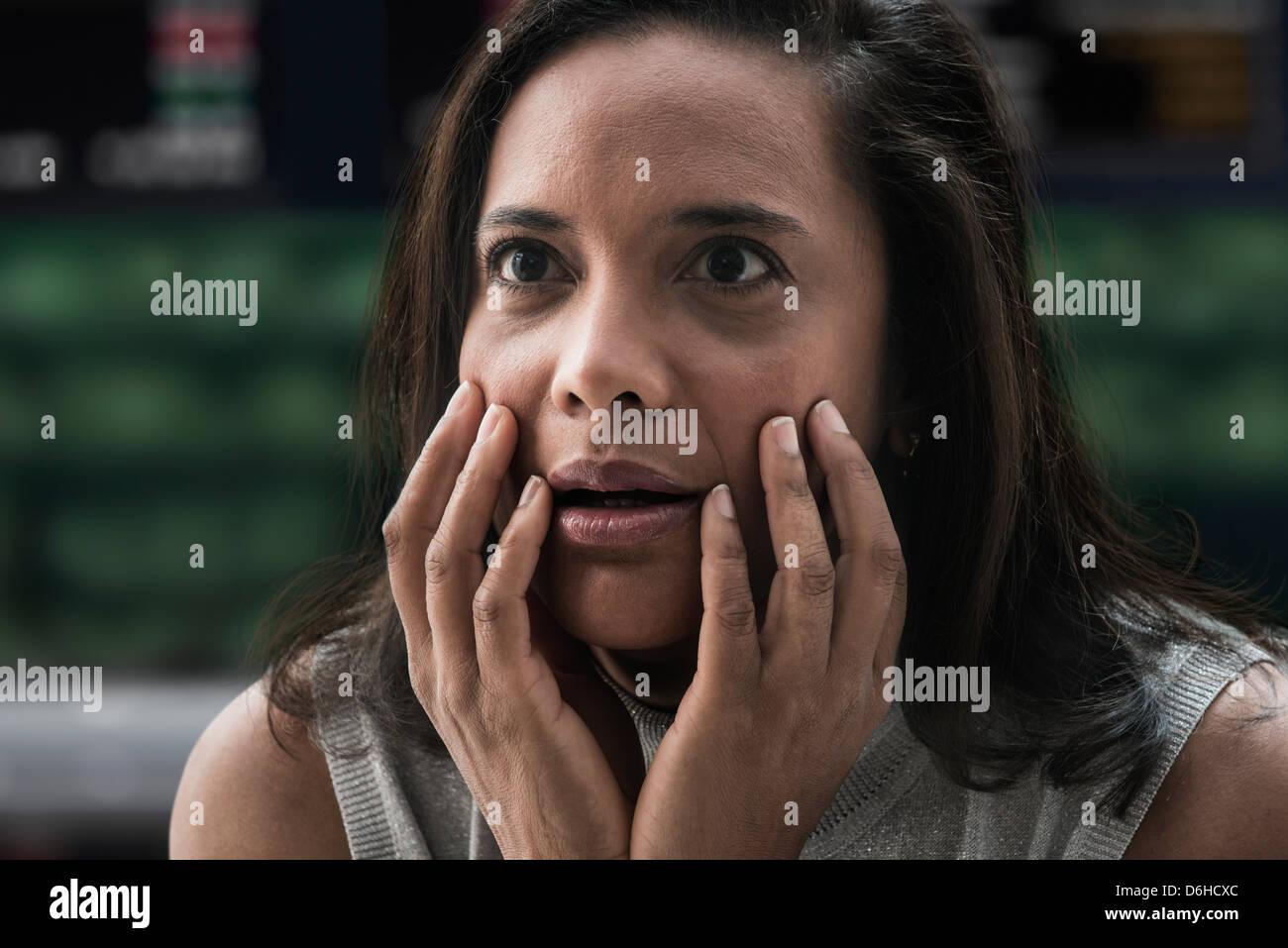 Realisation Woman Stock Photos & Realisation Woman Stock Images - Alamy