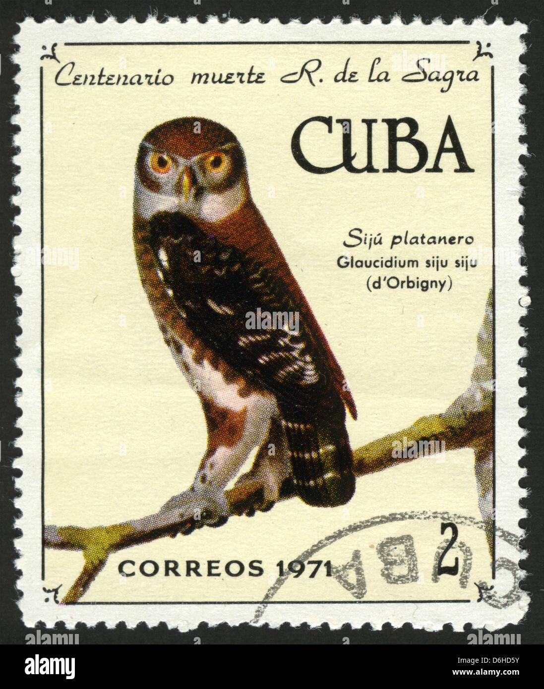 Cubapost Markstampbirds Bird Animalsanimals Illustrations