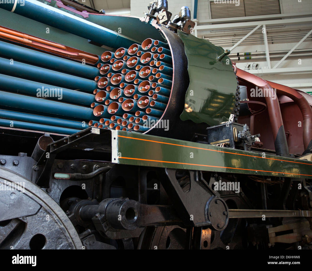 Steam Engine Boiler Stock Photos & Steam Engine Boiler Stock Images ...