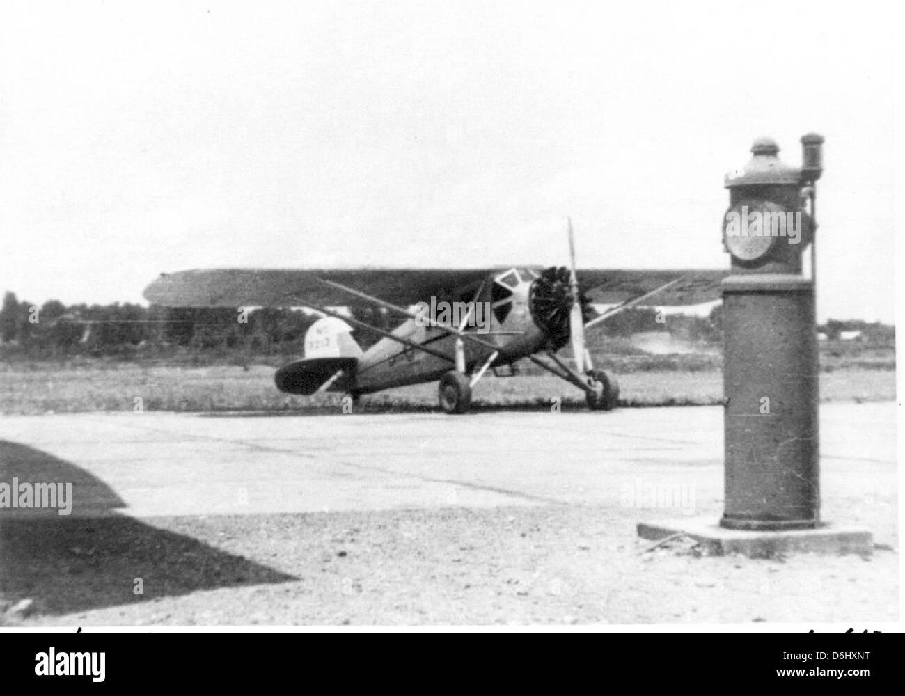 04-00960 Ryan B-1 Bourgham c. 1928 - Stock Image