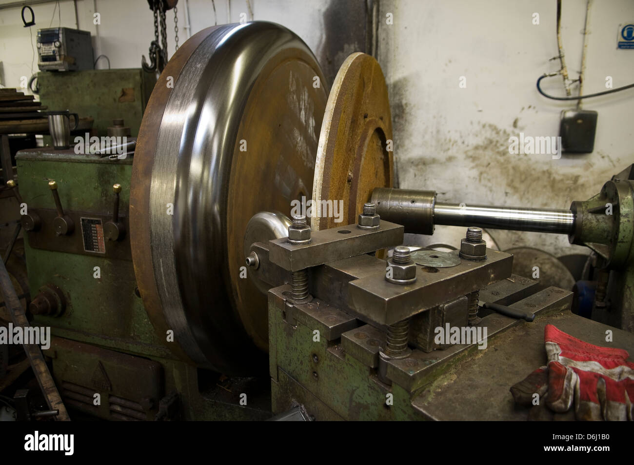 Industrial Craft  Metal Former