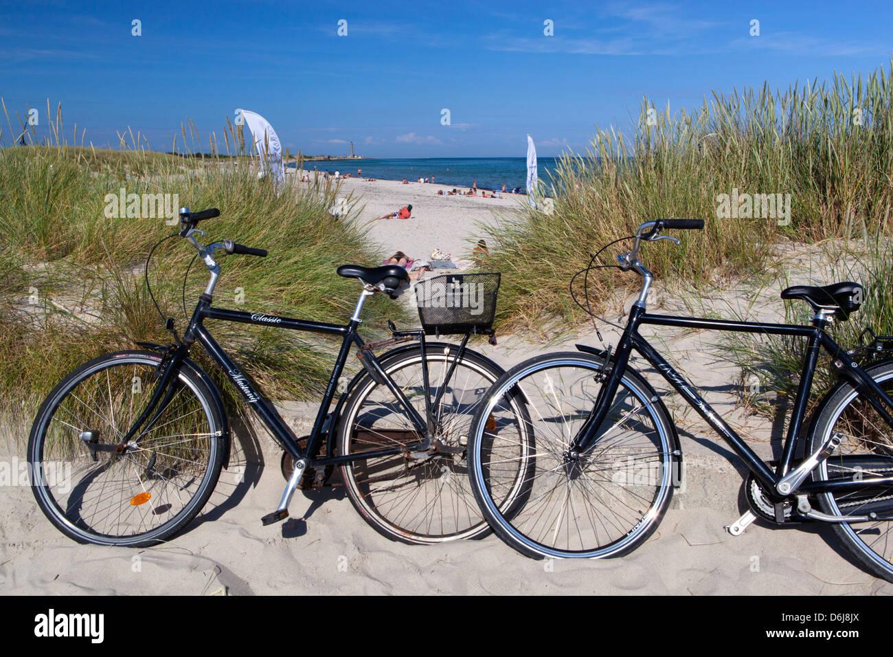 Skagen Sonderstrand beach, Skagen, Jutland, Denmark, Scandinavia, Europe Stock Photo