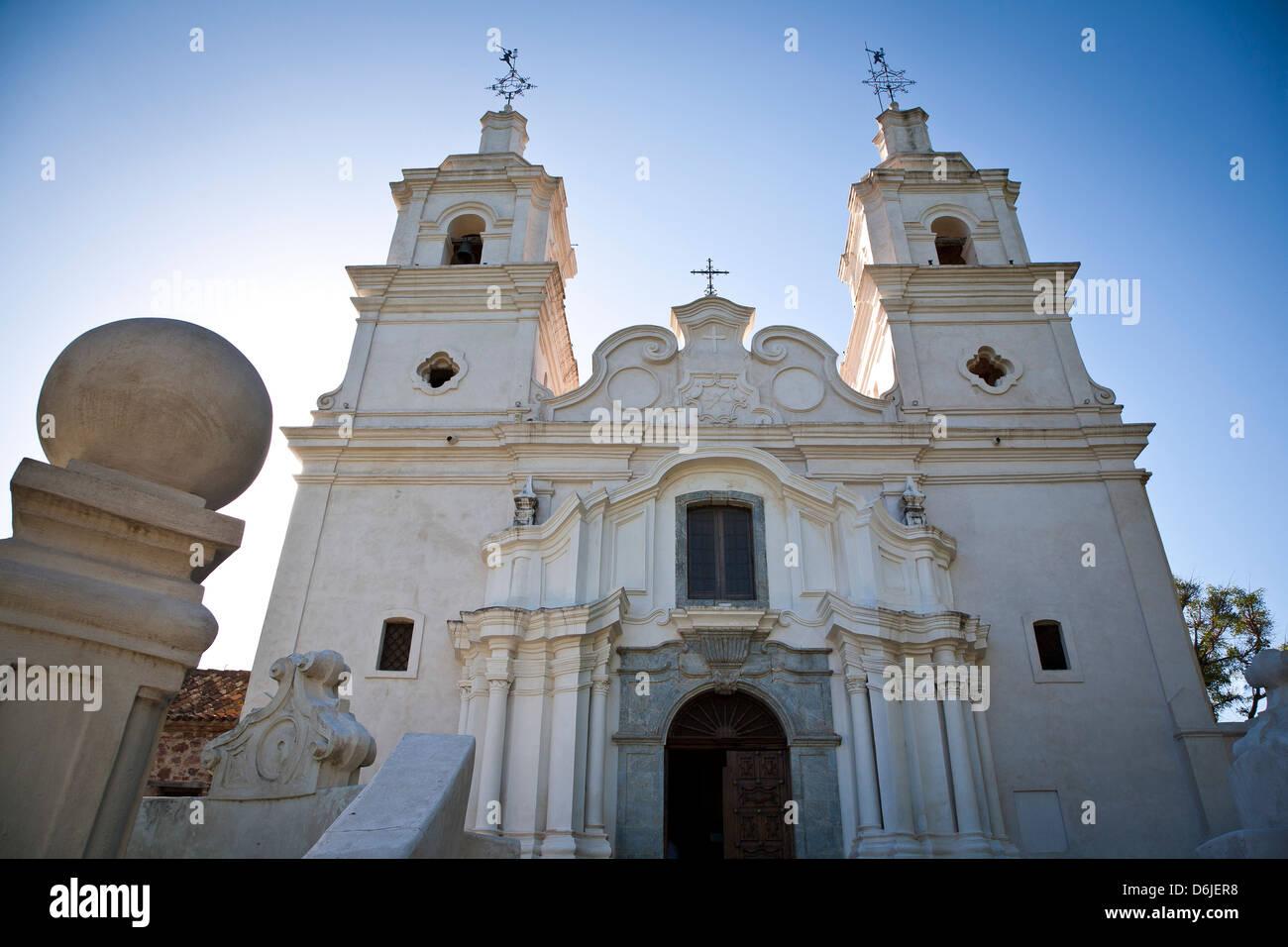 Santa Catalina Jesuit Estancia, UNESCO World Heritage Site, Cordoba Province, Argentina, South America - Stock Image