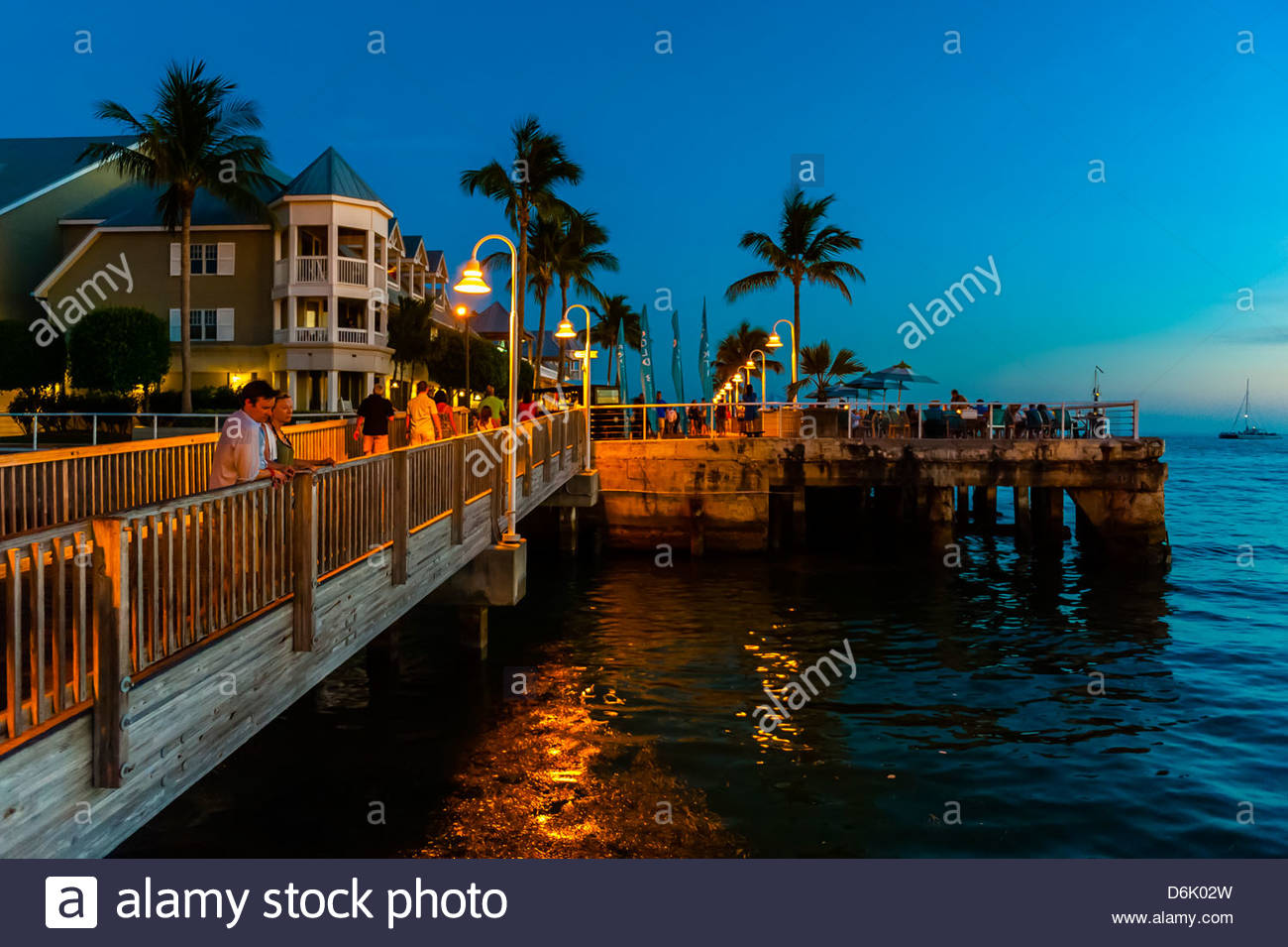mallory square key west activities
