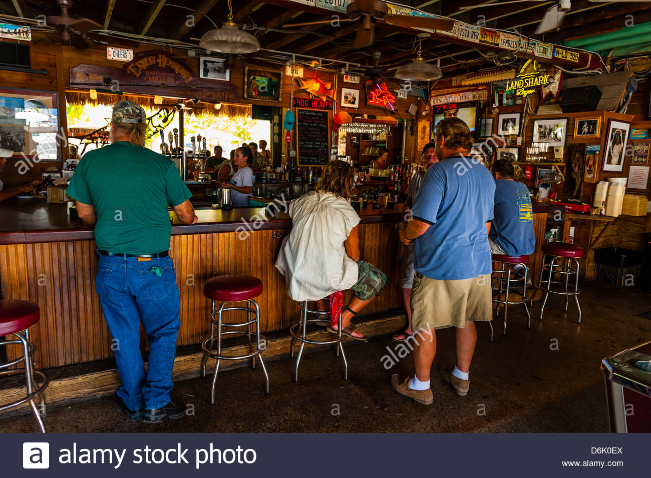 Hogfish Bar And Grill Key West Restaurant