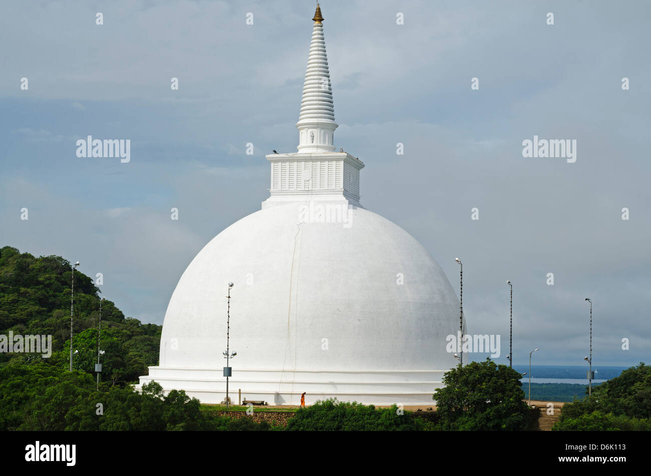 Mihintale, Sri Lanka, Asia Stock Photo