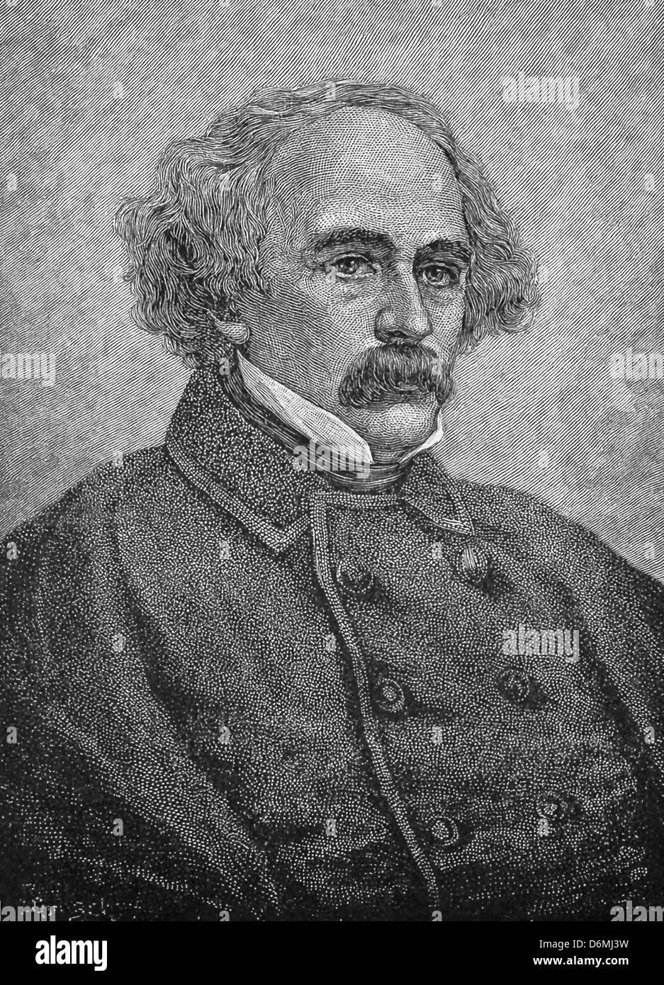 American novelist and short story writer Nathaniel Hawthorne wrote