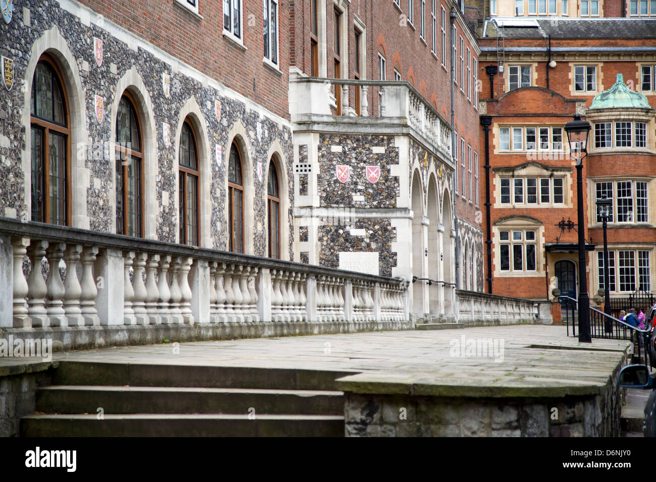 Westminster School private public Dean's Yard Abbey precincts - Stock Image