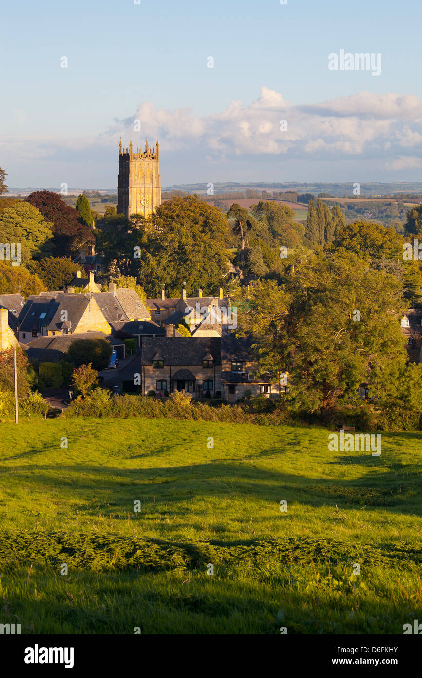 Chipping Campden, Gloucestershire, Cotswolds, England, United Kingdom, Europe - Stock Image