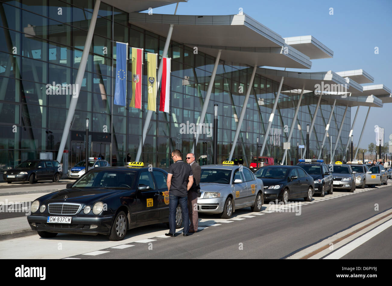 Wroclaw Airport Stock Photos Wroclaw Airport Stock Images Alamy