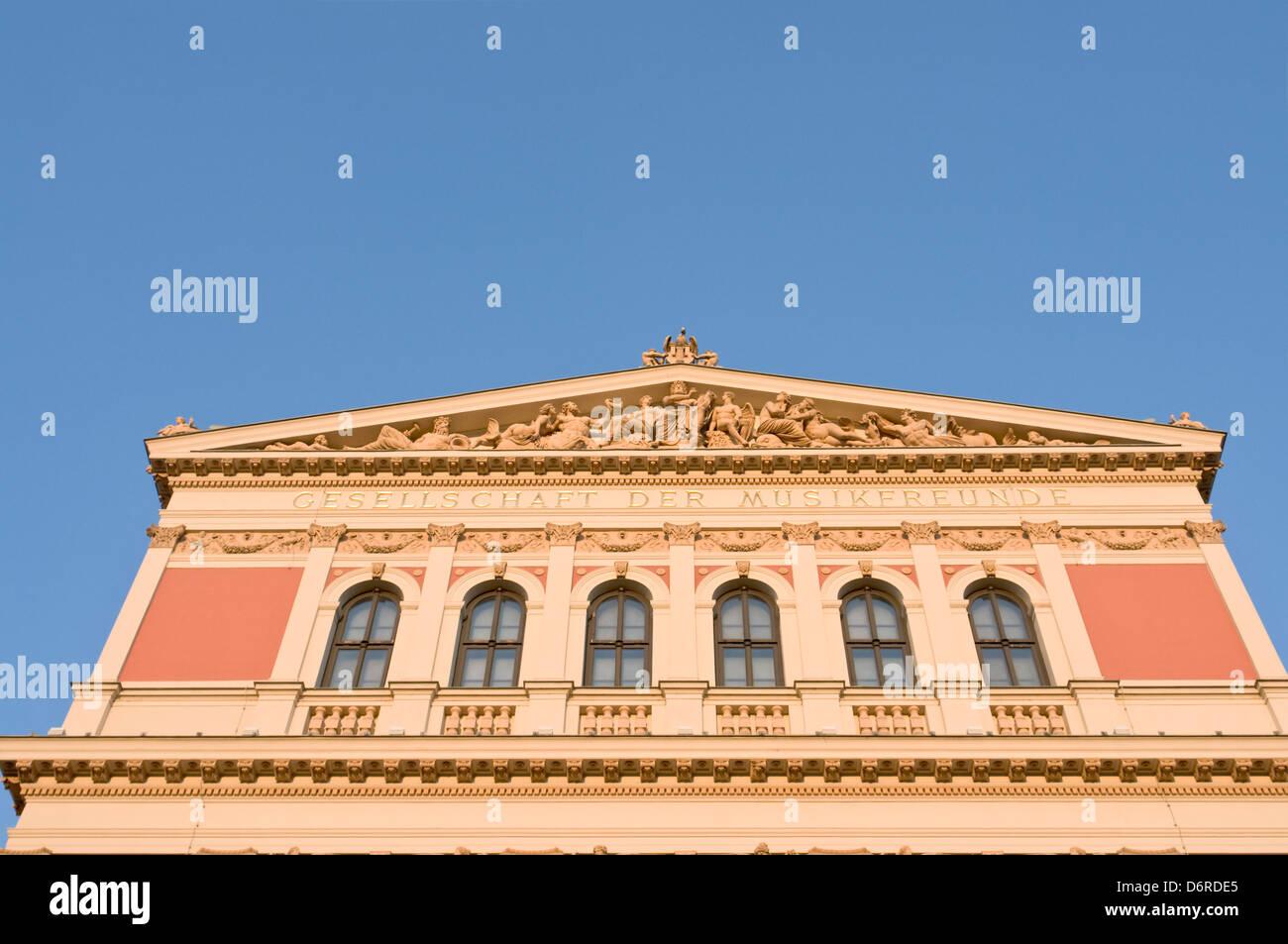 Musikverein - Stock Image