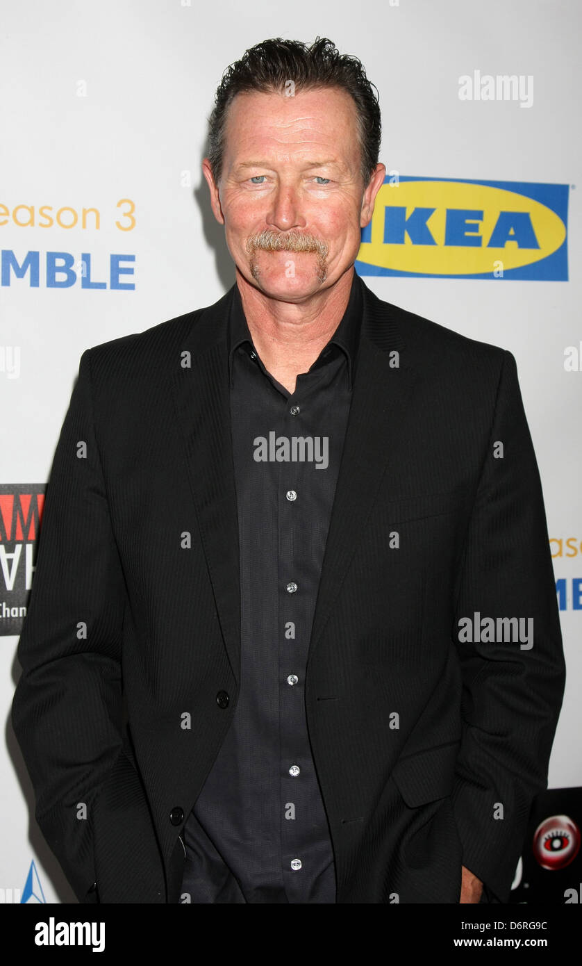 Robert Patrick 'Easy To Assemble' season 3 premiere held at the American Cinematheque's Egyptian Theatre - Stock Image
