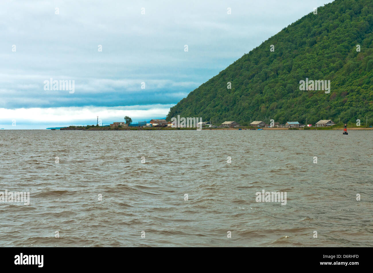 The mighty river Amur 1