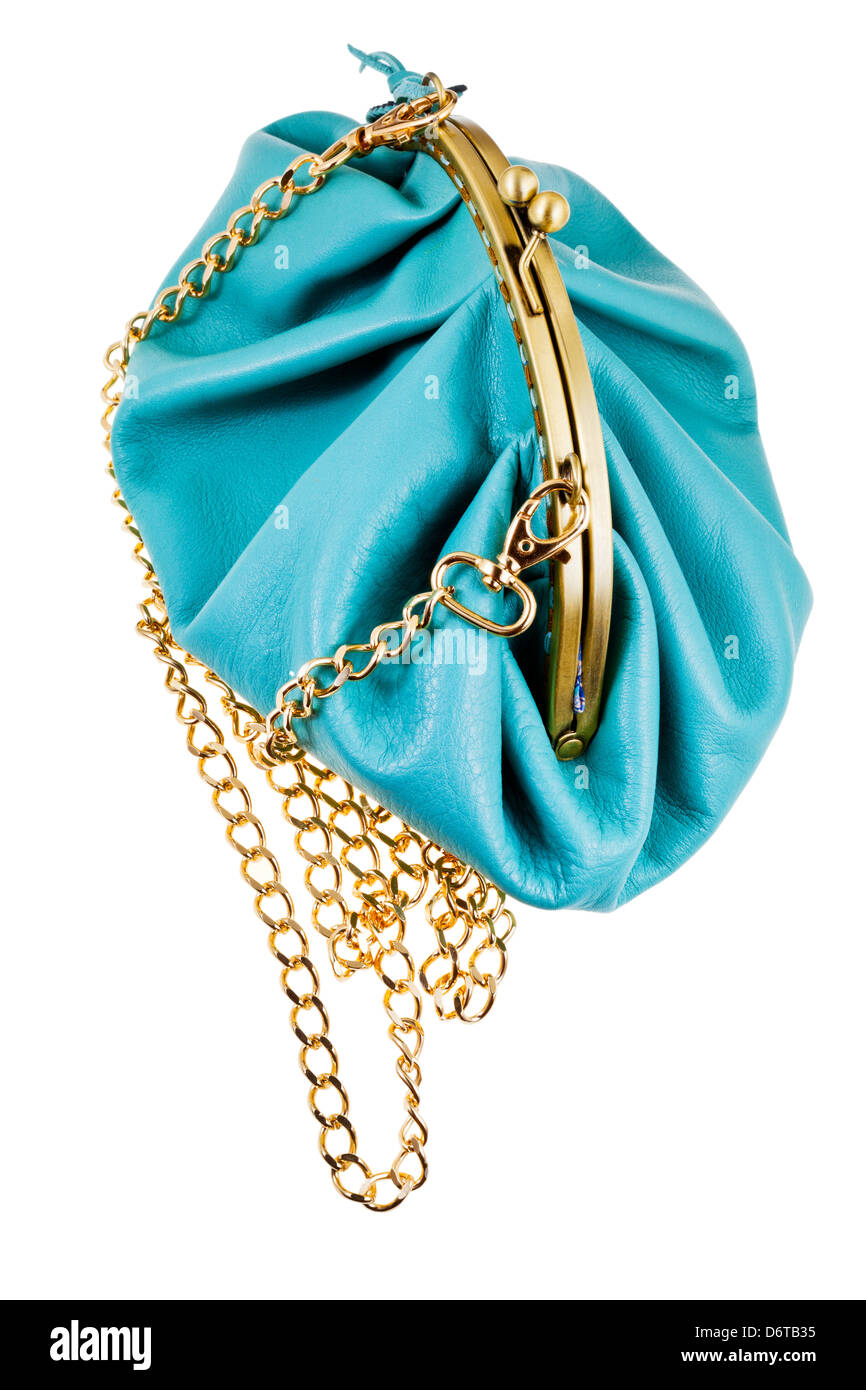 Green Leather Hand Bag Stock Photos & Green Leather Hand ...