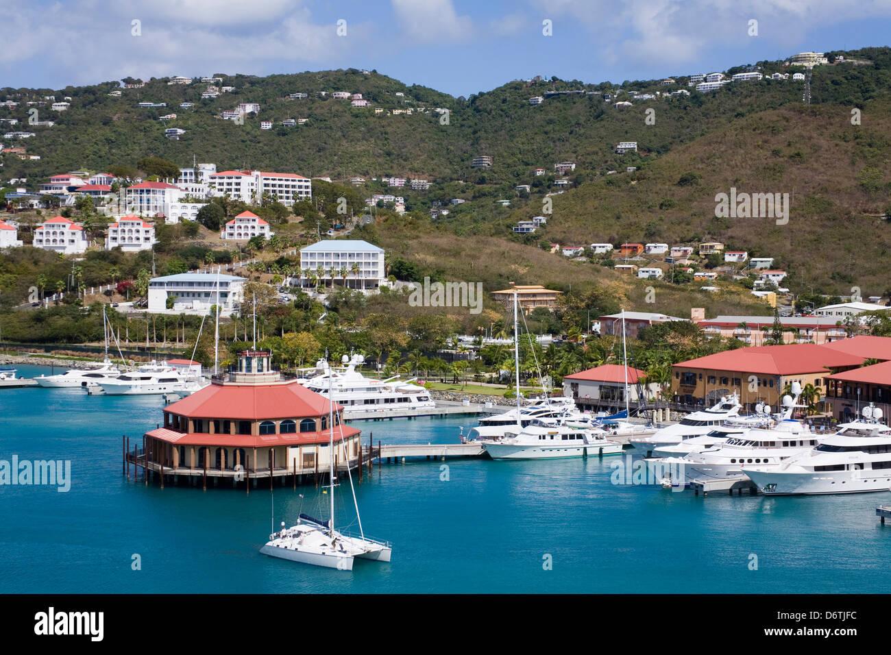 united states virgin islands caribbean st thomas