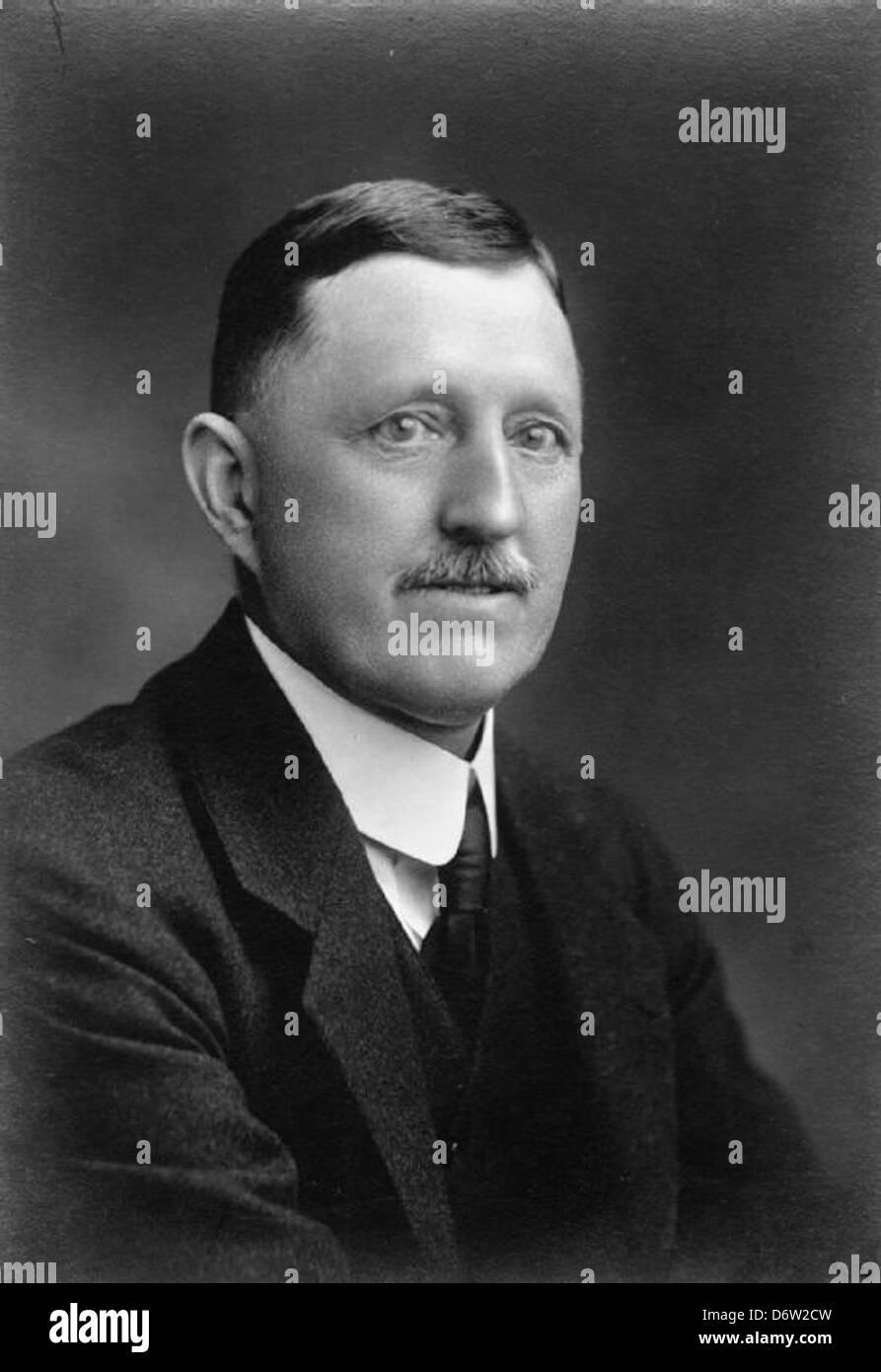 Lieutenant Colonel A R Nethersole - Stock Image