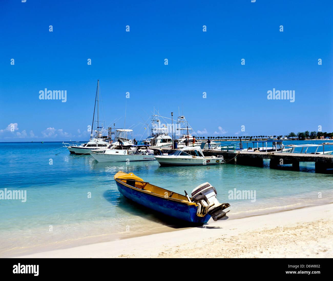 8460. Ocho Rios, Jamaica, Caribbean, West Indies - Stock Image