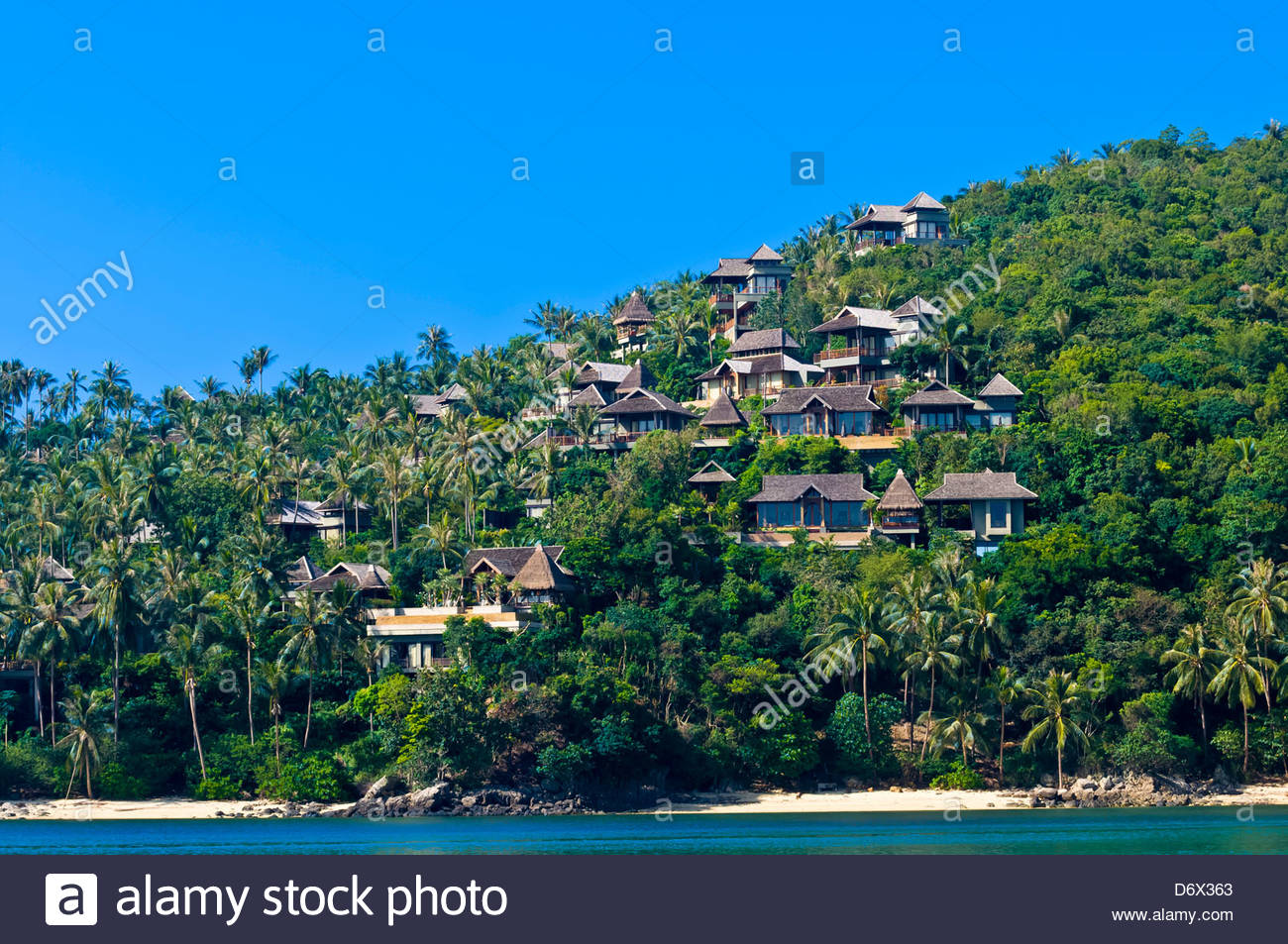 Four Seasons Resort Koh Samui, Koh Samui (island), Gulf of