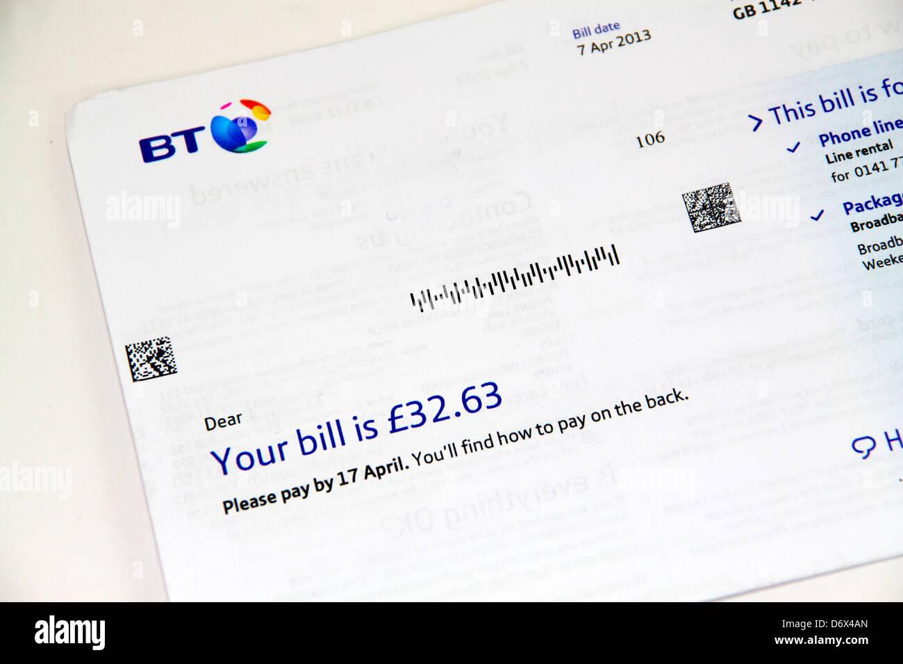 BT PHONE BILL PDF DOWNLOAD