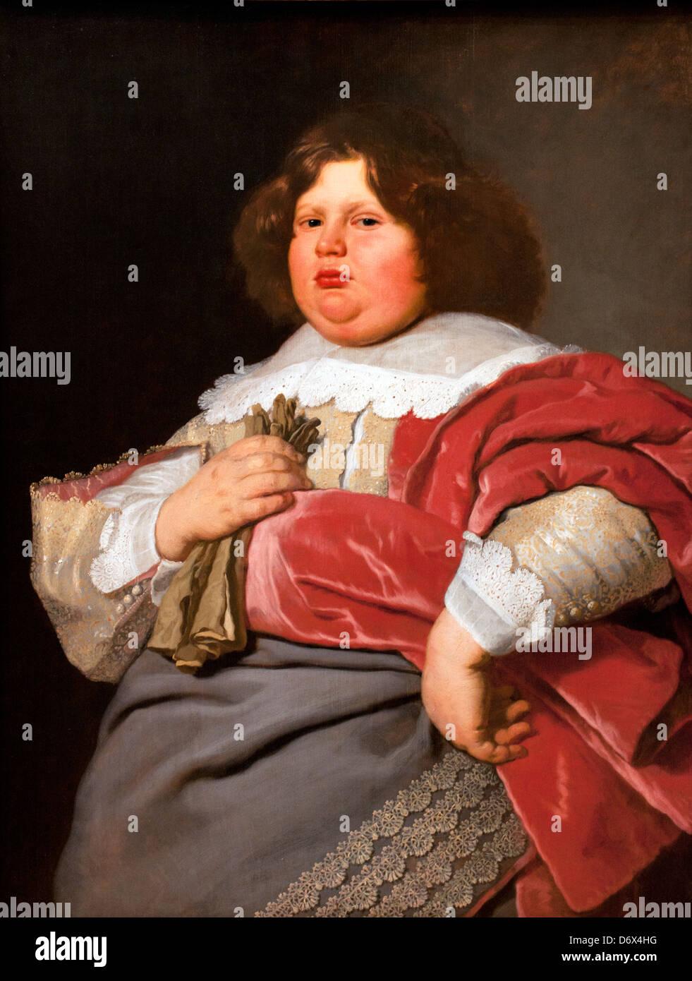 Gerard Andriesz Bicker 1642 Bartholomeus van der Helst 1613-1670 Dutch Netherlands - Stock Image