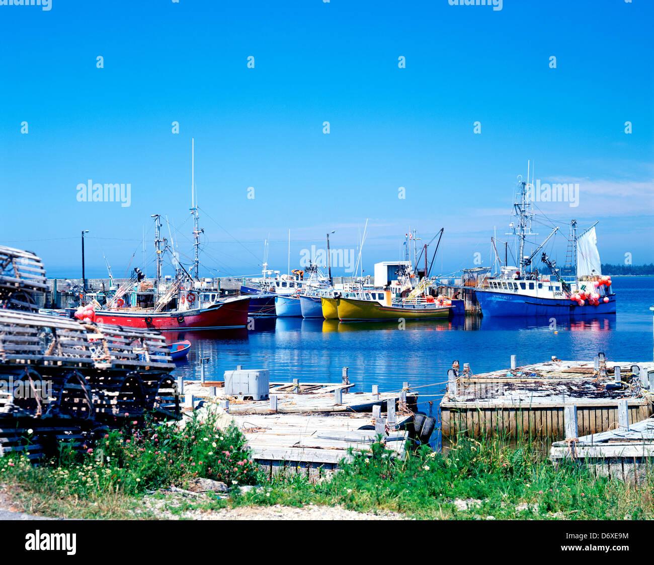 Quaint Atlantic Canada Stock Photos & Quaint Atlantic