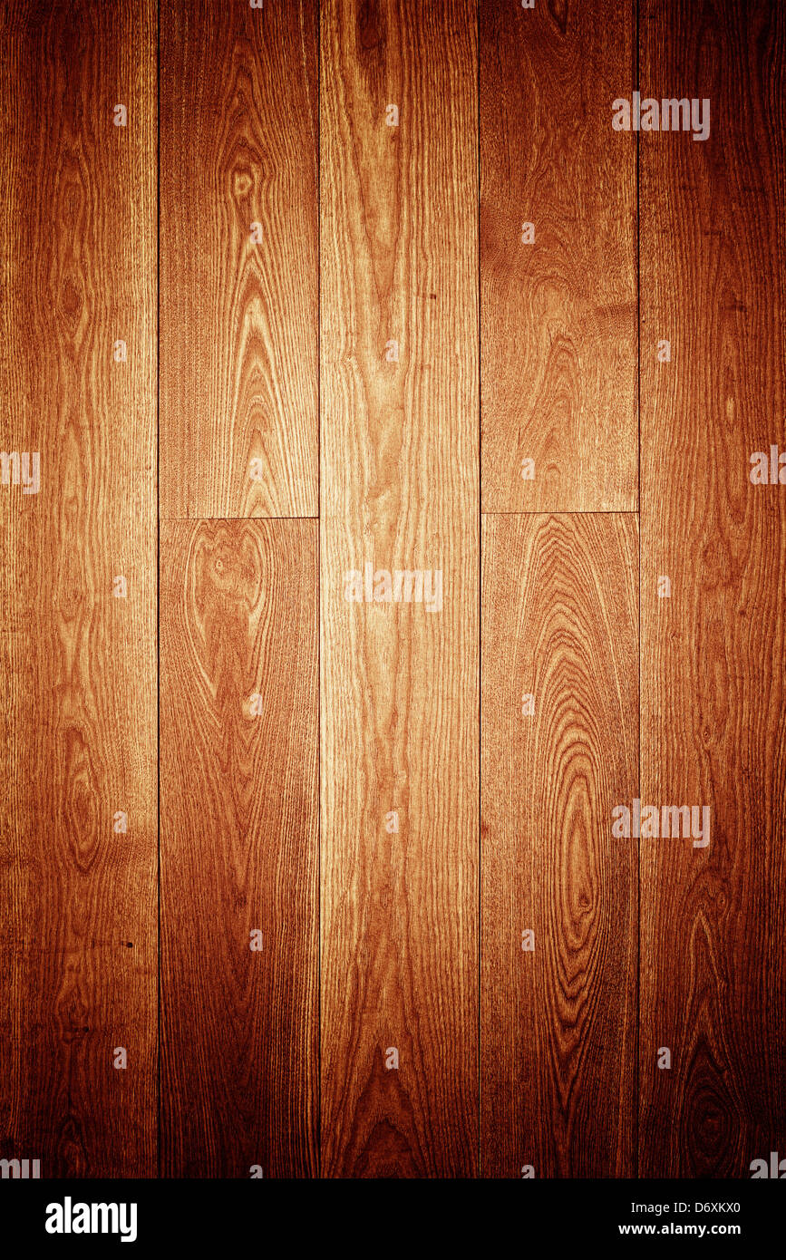 Wooden laminated floor textures, abstract background. - Stock Image