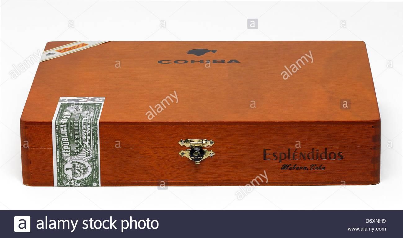 Cigar Box Stock Photos Cigar Box Stock Images Alamy