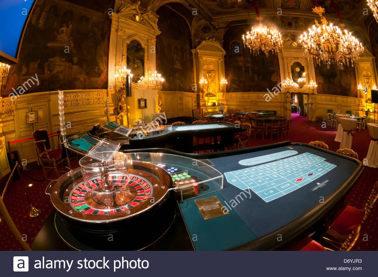Casino Baden Jobs