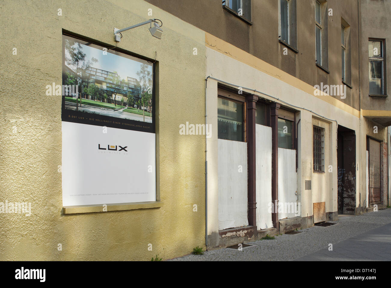 Berlin germany bureau for a luxury new construction project in