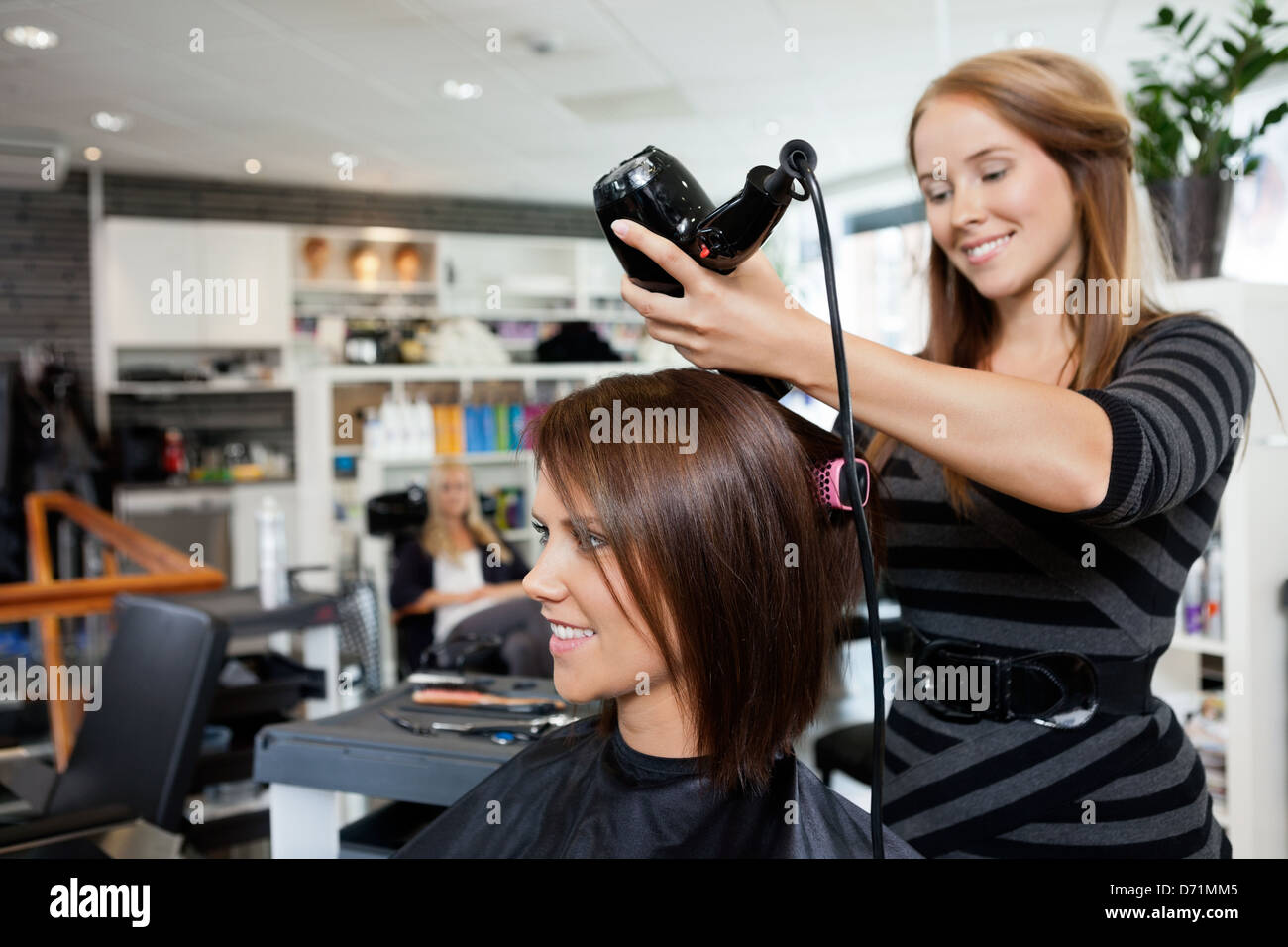 After Haircut Stock Photos After Haircut Stock Images Alamy
