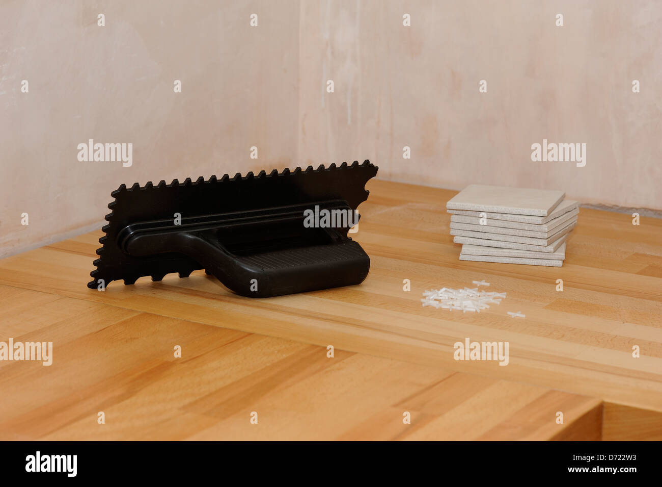 Tile Spacers Stock Photos & Tile Spacers Stock Images - Alamy