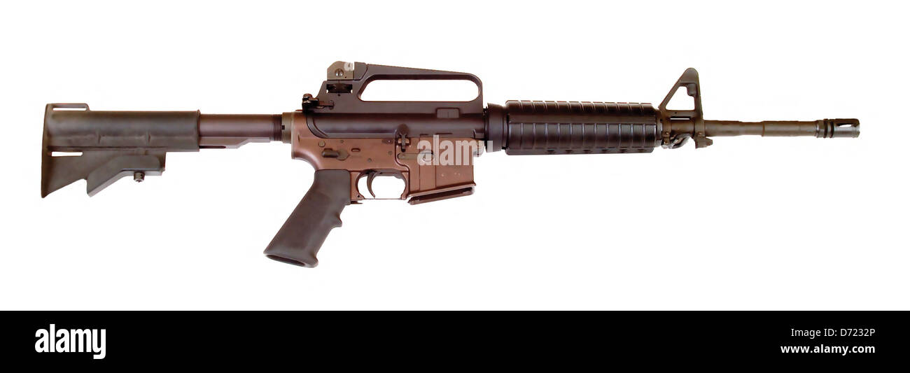 GUU-5P Carbine - Stock Image