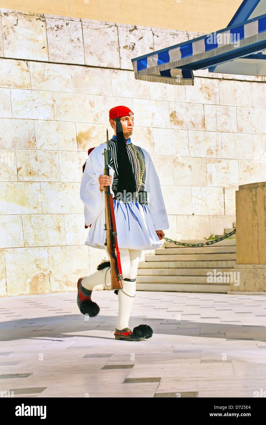Greek elite
