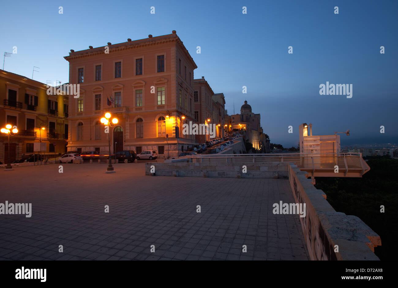 The Terrazza Umberto I Stock Photos The Terrazza Umberto I