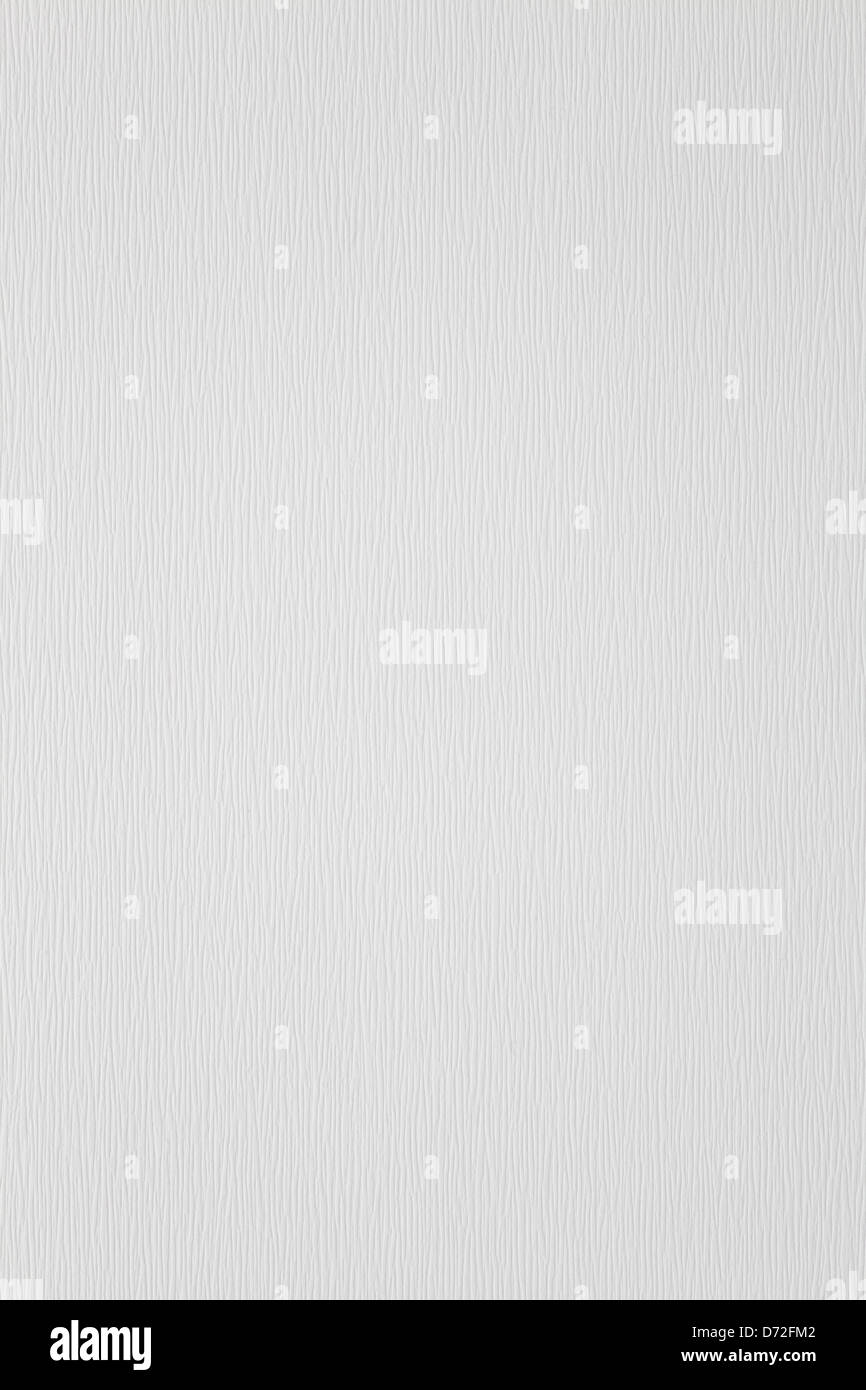 white paper background or stripe pattern texture - Stock Image