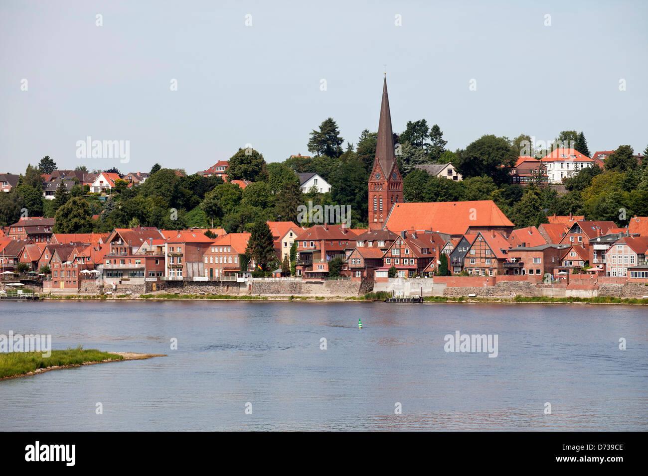 Dirne aus Lauenburg/Elbe