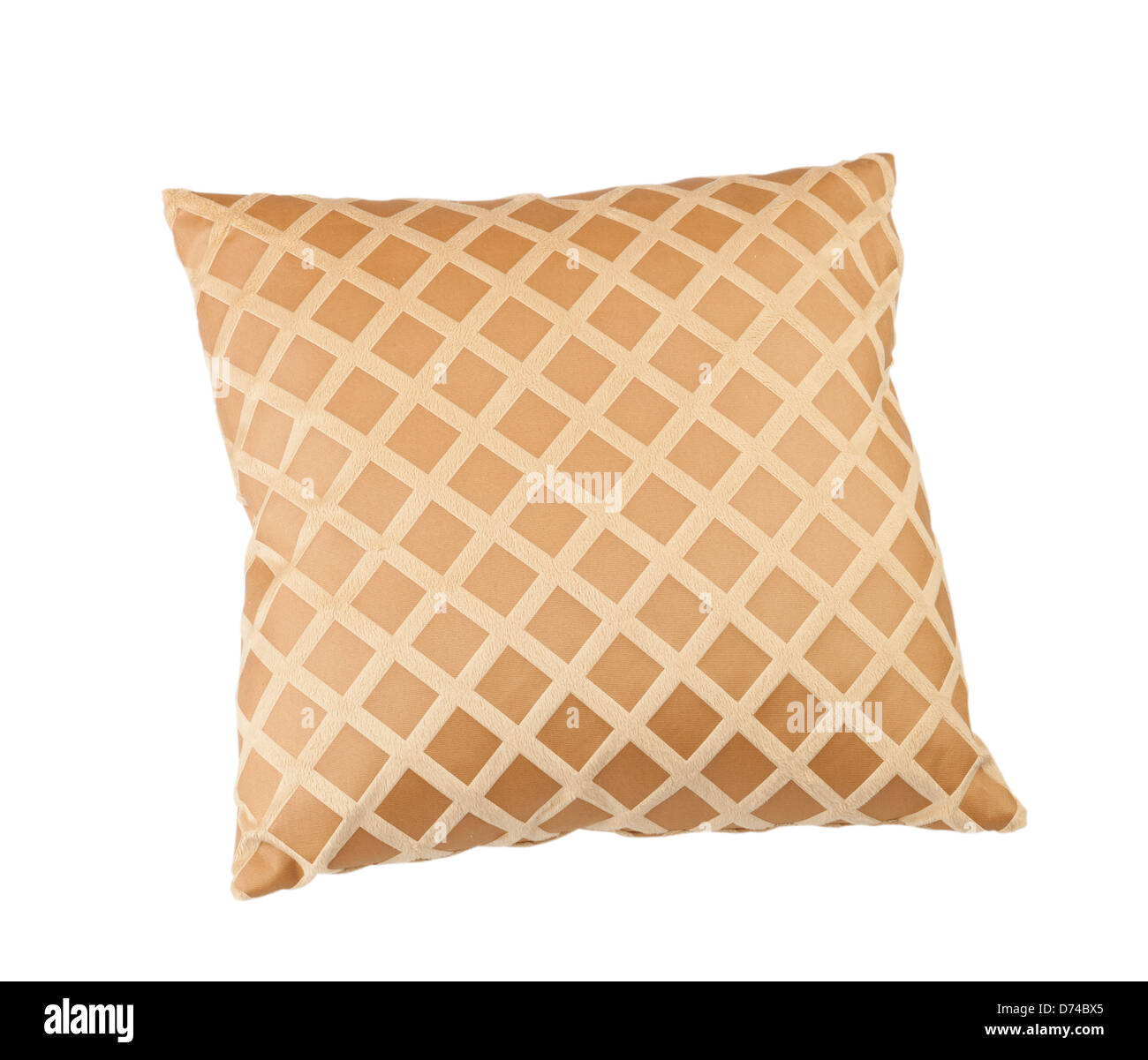 luxury cushion for home decoration - Stock Image