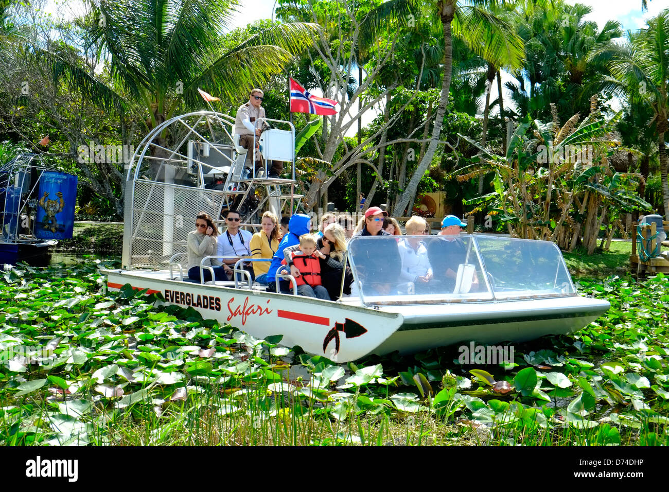 Boat Tours Florida Everglades