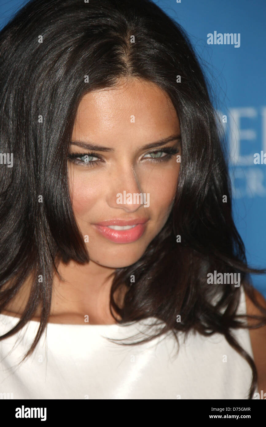 Adriana Lima Launch of The Showstopper by Victoria's Secret