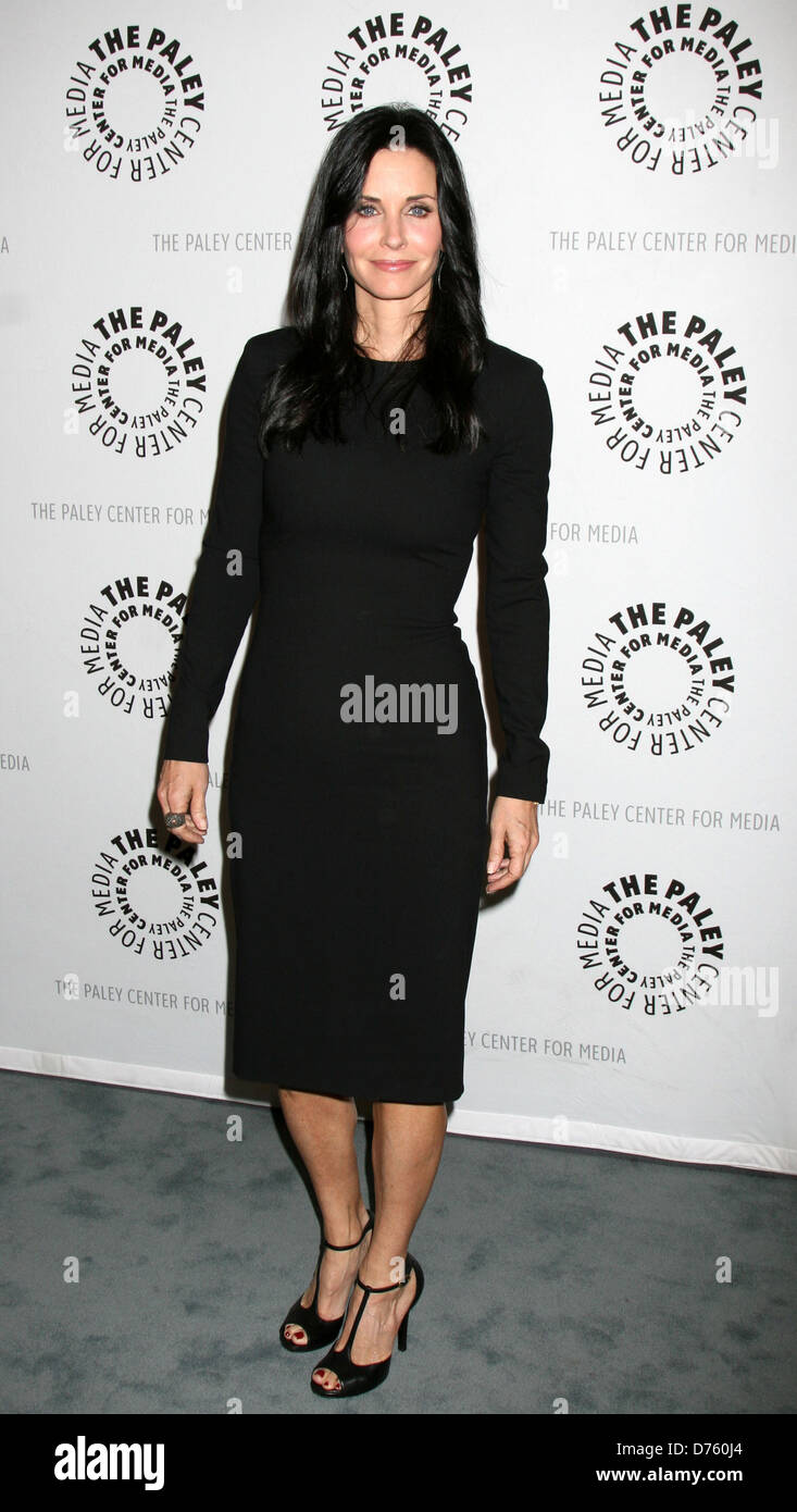 Courteney Cox attending a special screening of