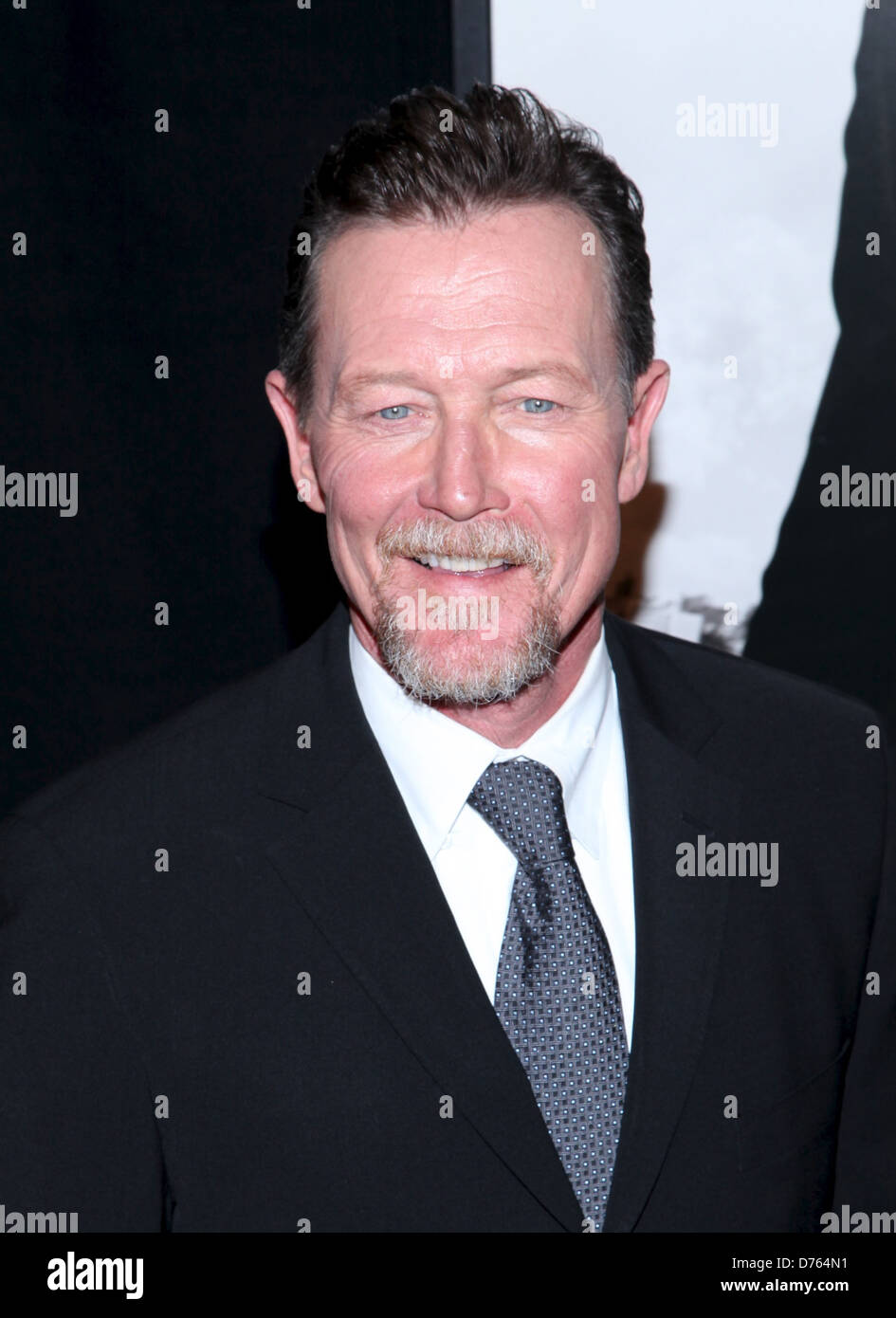 Robert Patrick New York Premiere of 'Safe House' held at the SVA Theater - Arrivals New York City, USA  - Stock Image