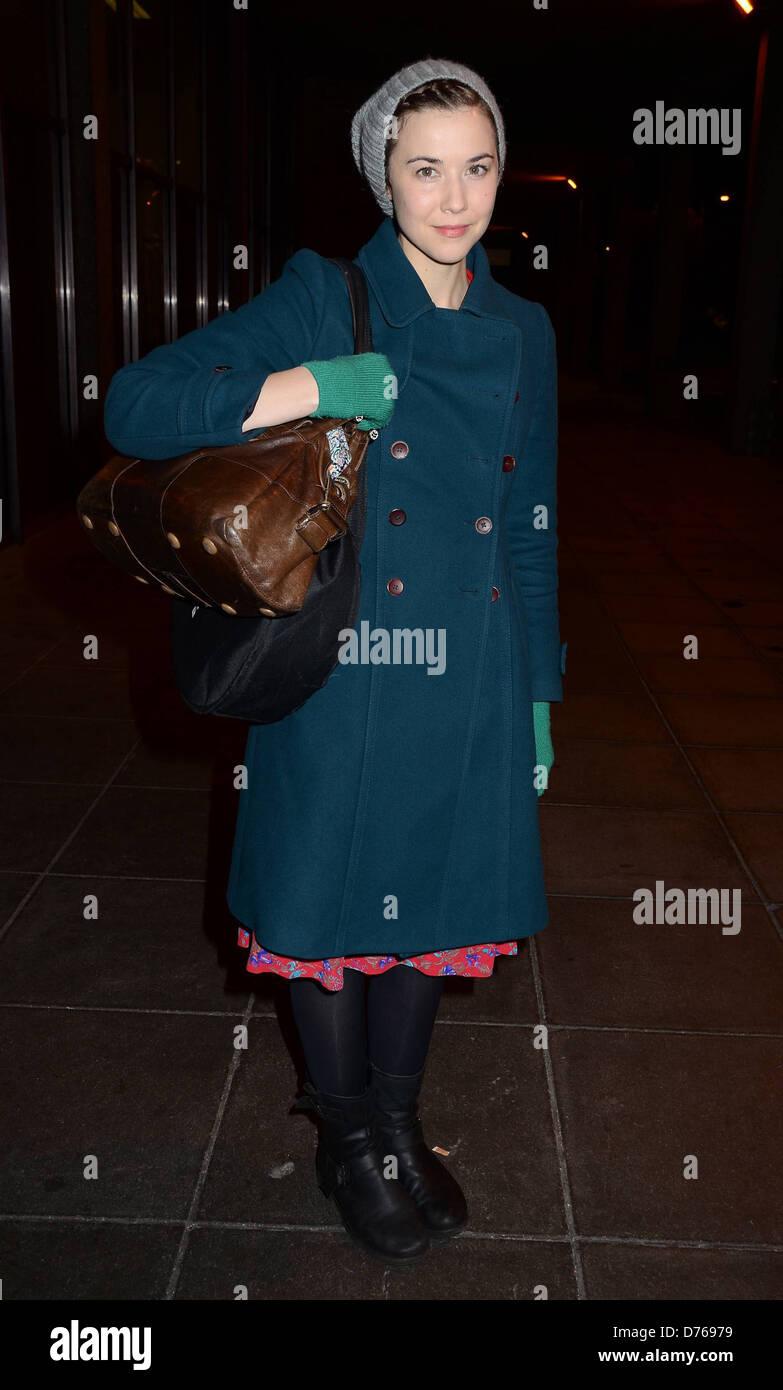 197c07491c4c Lisa Hannigan outside the RTE studios for 'The Saturday Show' Dublin,  Ireland -