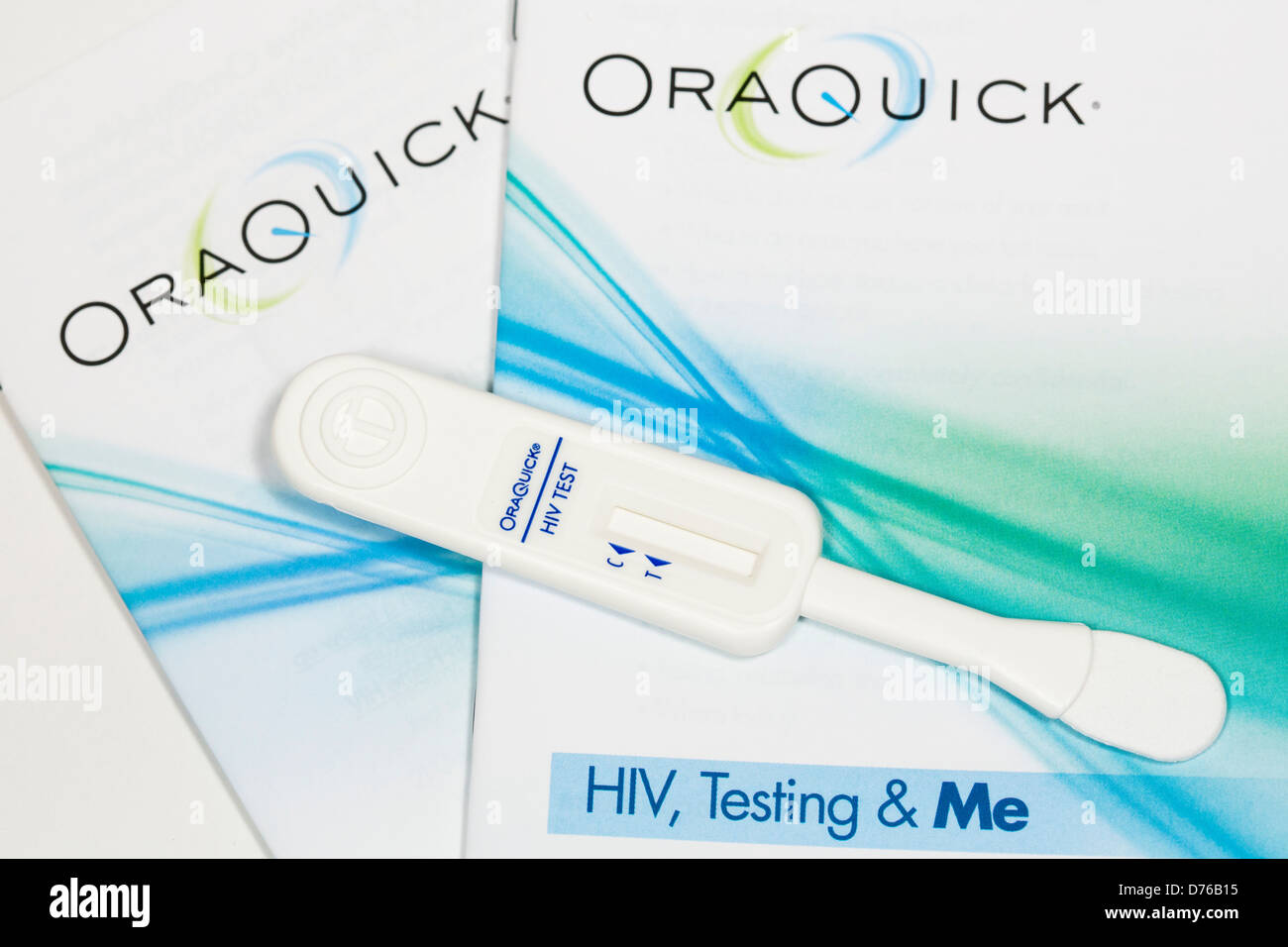 Oraquick Stock Photos & Oraquick Stock Images - Alamy