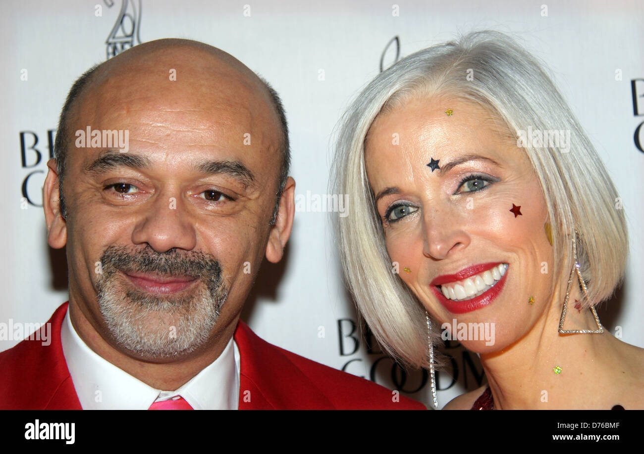 6ad18202daaf Christian Louboutin and Linda Fargo Bergdorf Goodman hosts 20th Anniversary  Celebration of Legendary Shoe Designer -