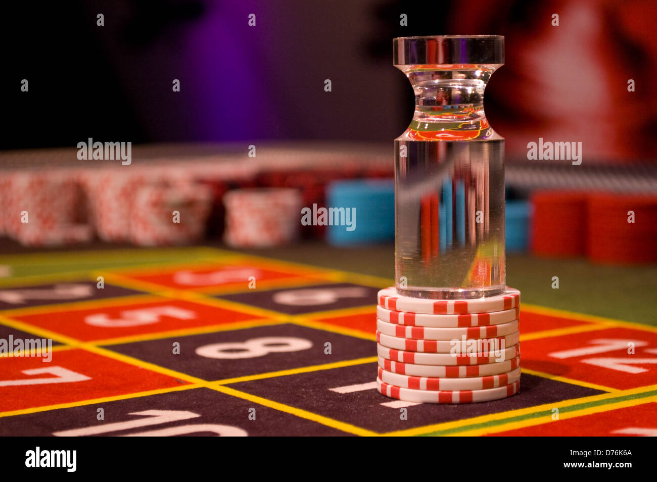 Roulette system of a down traducida