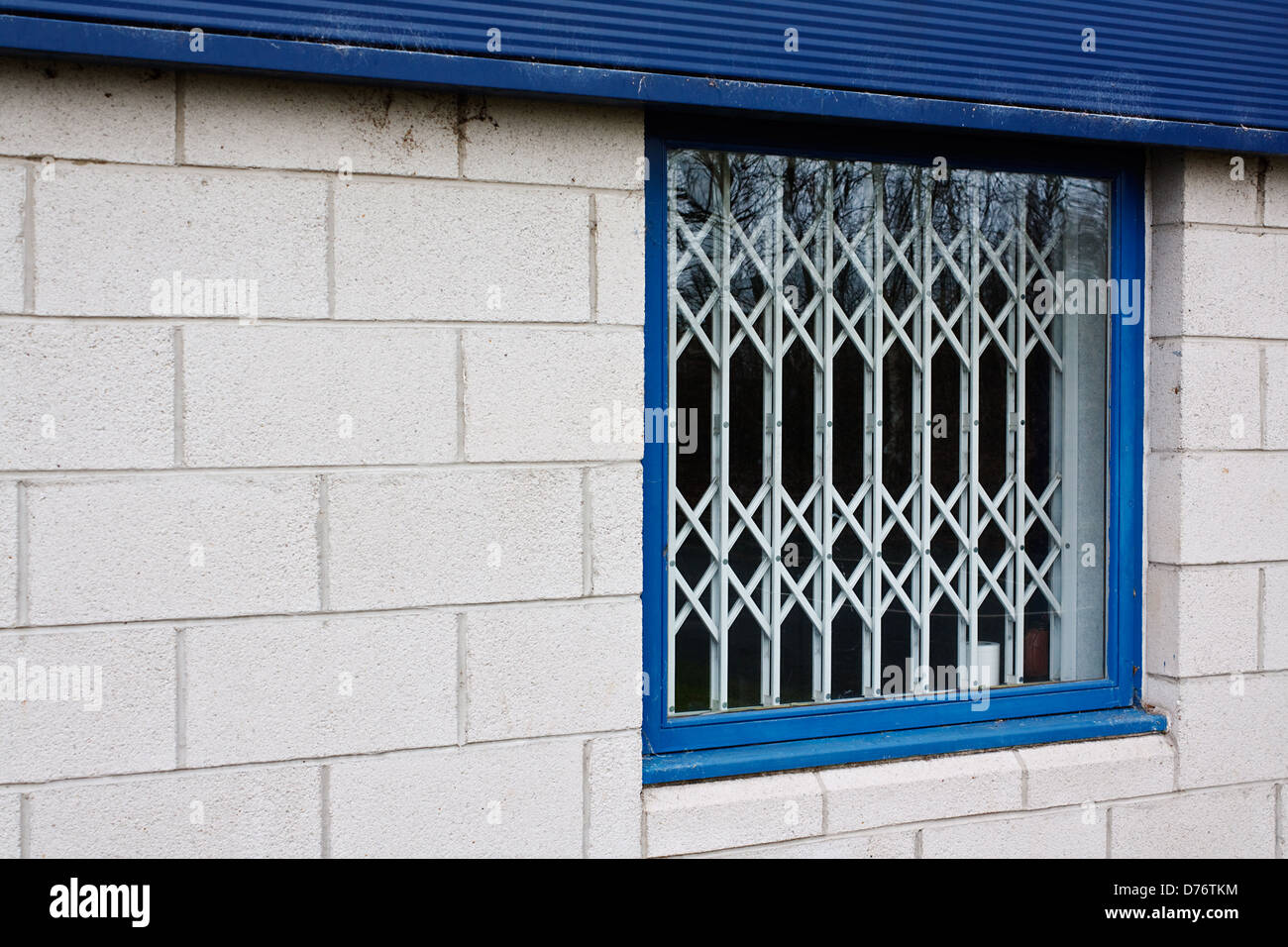 Internal Window Security Shutters To Prevent And Deter