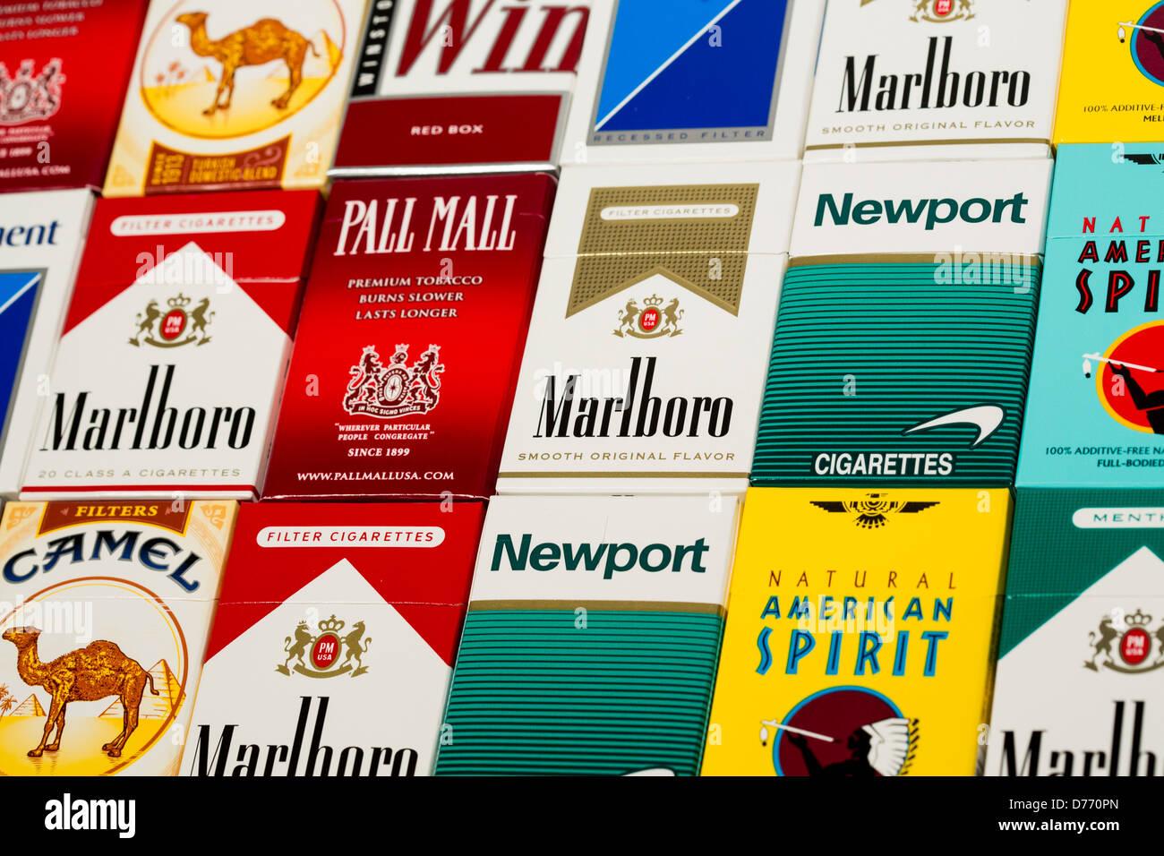 Atv cigarettes catalogue