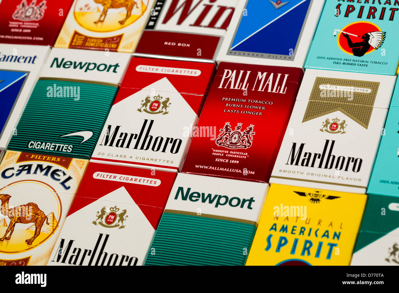 How much do duty free cigarettes Marlboro cost at New York