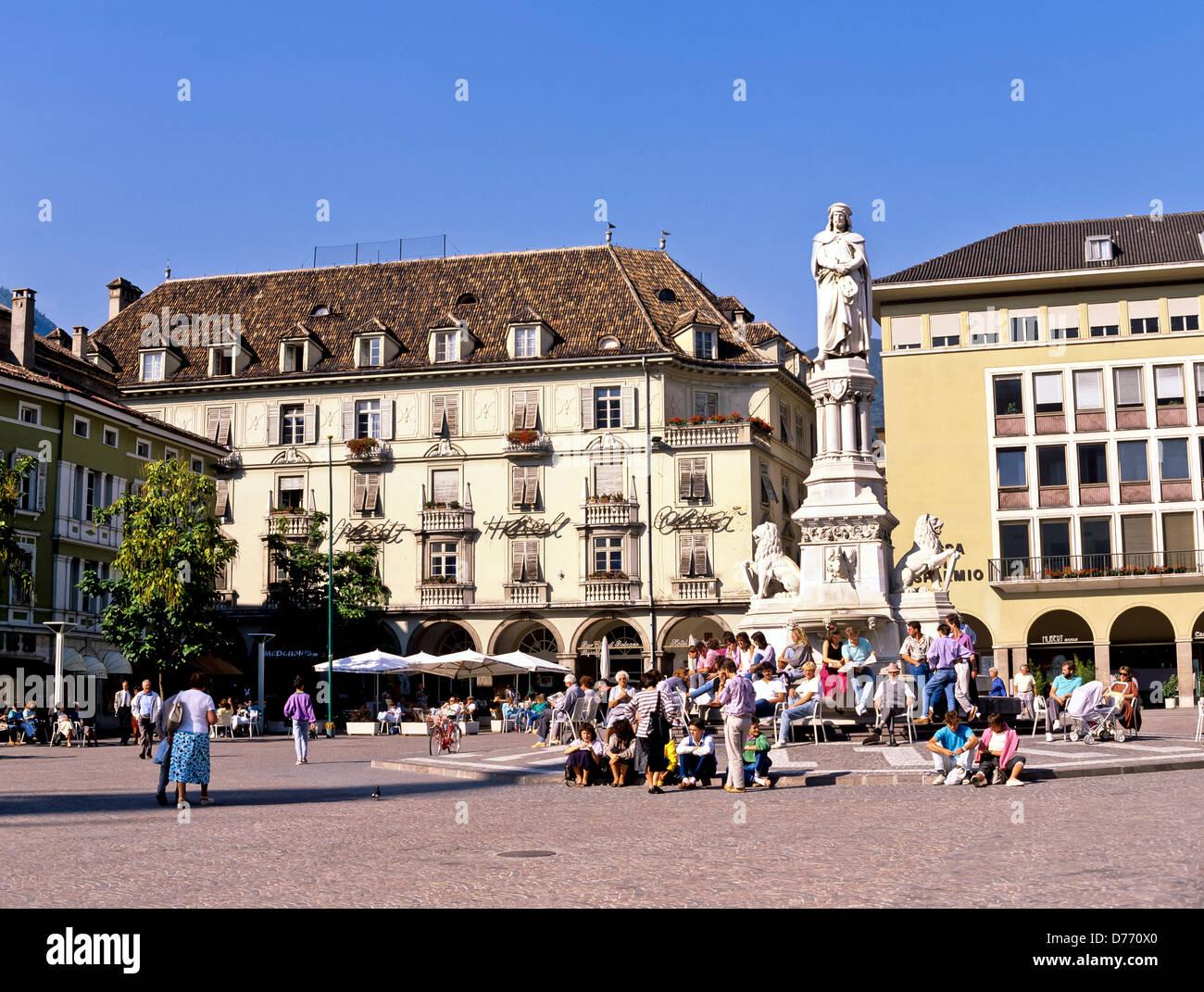 8647. Bolzano, Trentino Alto Adirge, Italy, Europe - Stock Image