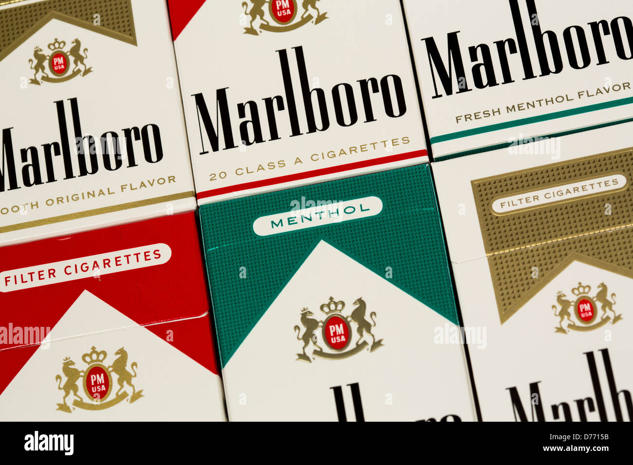Philip Morris Cigarettes Stock Photos & Philip Morris